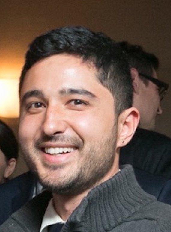 Photo of Kamran Rosen