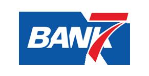 Logo for Bank7 Savings Account