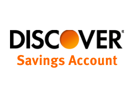 Logo for Discover Online Savings