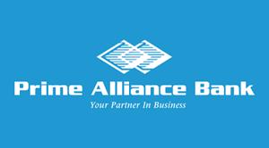 Logo for Prime Alliance Bank