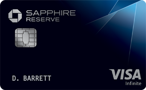 Graphic of Chase Sapphire Reserve®