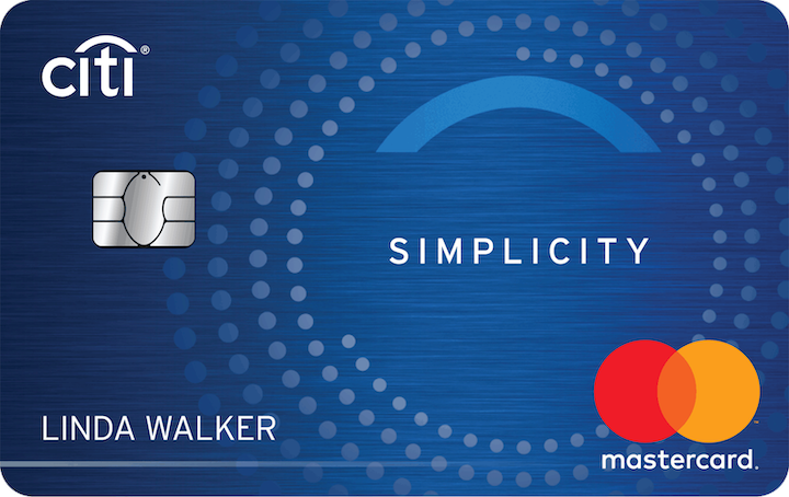 Graphic of Citi Simplicity® Card - No Late Fees Ever