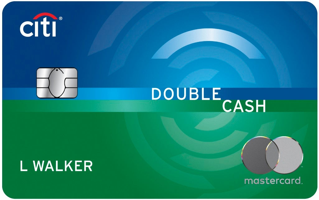 Graphic of Citi® Double Cash Card
