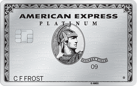 Graphic of The Platinum Card® from American Express