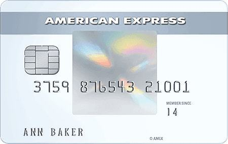 Graphic of The Amex EveryDay® Credit Card from American Express