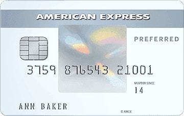 Graphic of Amex EveryDay® Preferred Credit Card