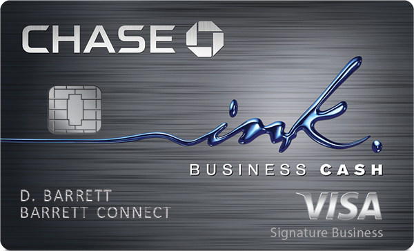 Graphic of Ink Business Cash Credit Card