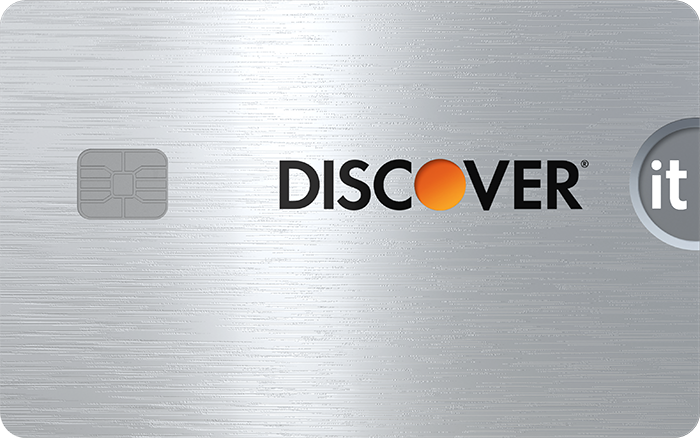 Graphic of Discover it® chrome