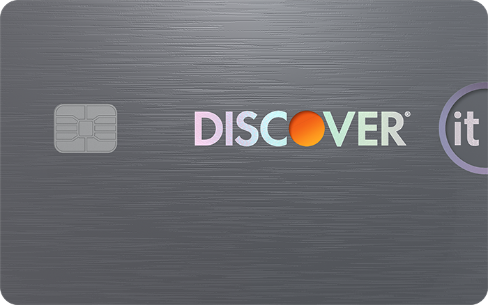 Graphic of Discover it® Secured