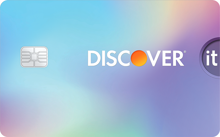 Graphic of Discover it® Student Cash Back