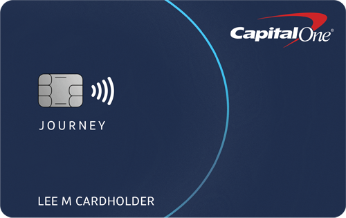 Graphic of Journey® Student Rewards from Capital One®