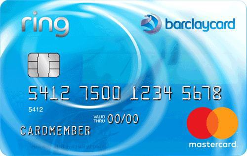 Graphic of Barclaycard Ring® Mastercard®