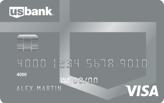 Graphic of U.S. Bank Secured Visa® Card