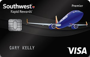Graphic of Southwest Rapid Rewards® Premier Credit Card