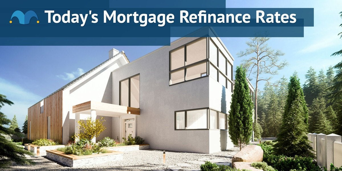 Current Mortgage Refinance Rates -- January 18, 2021: 30 ...