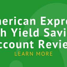 Revisión de ahorros personales de American Express®