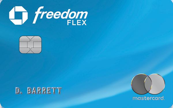 Freedom Flex credit card