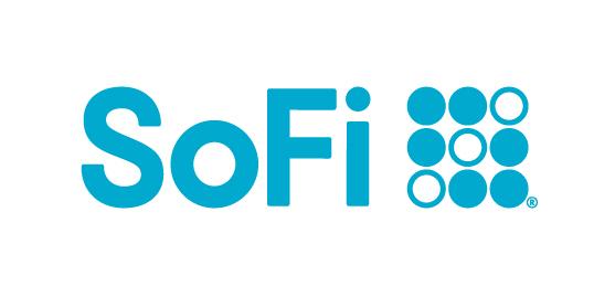 Logo for SoFi.