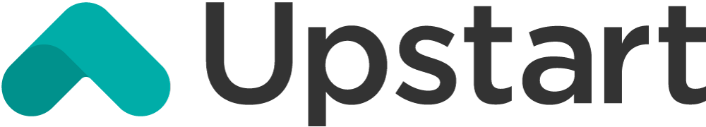 Logo for Upstart.