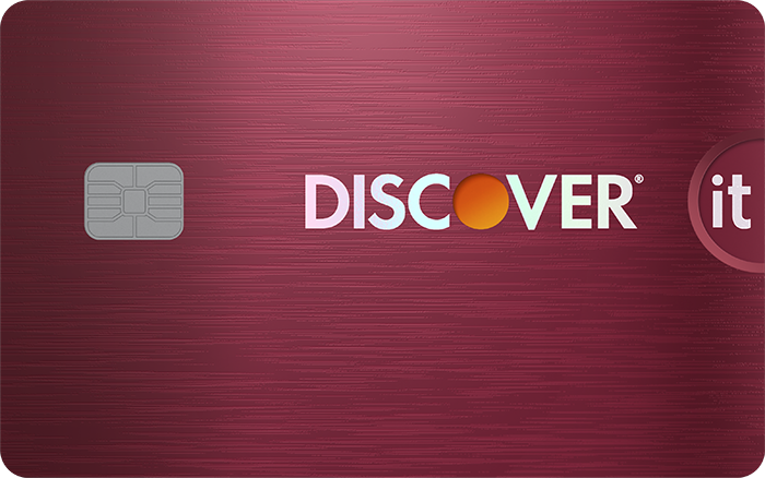 Discover it® Cash Back card