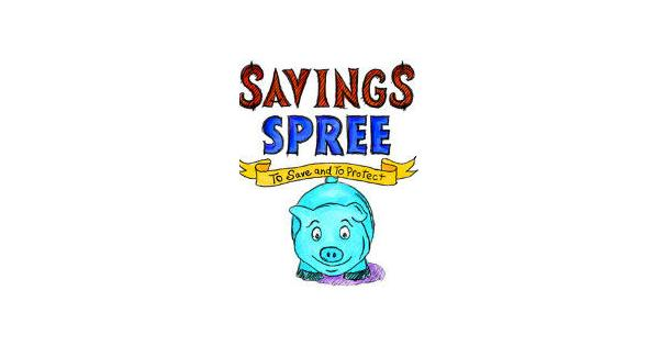 Savings Spree