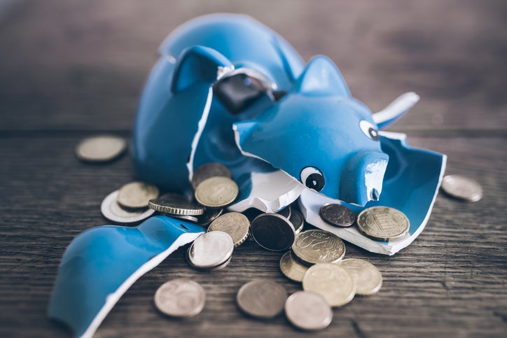 Personal Bankruptcy Statistics for 2019 - The Ascent
