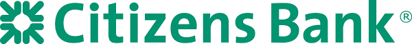 Logo for Citizens Bank Student Loan Refinancing.