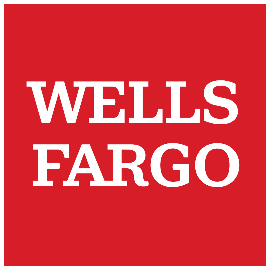 Logo for Wells Fargo private student loans.