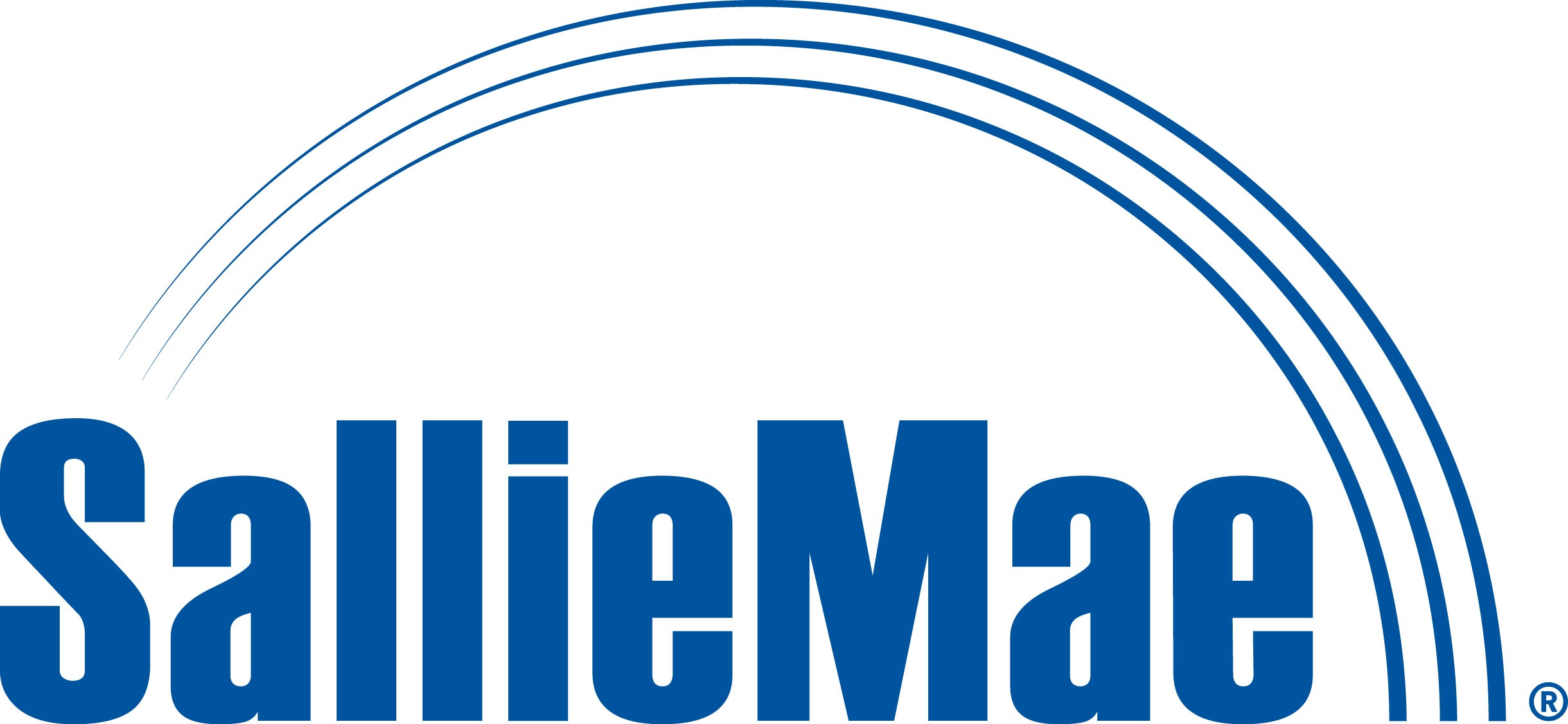 Logo for Sallie Mae Student Loans.