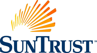 Logo for Suntrust private student loans.