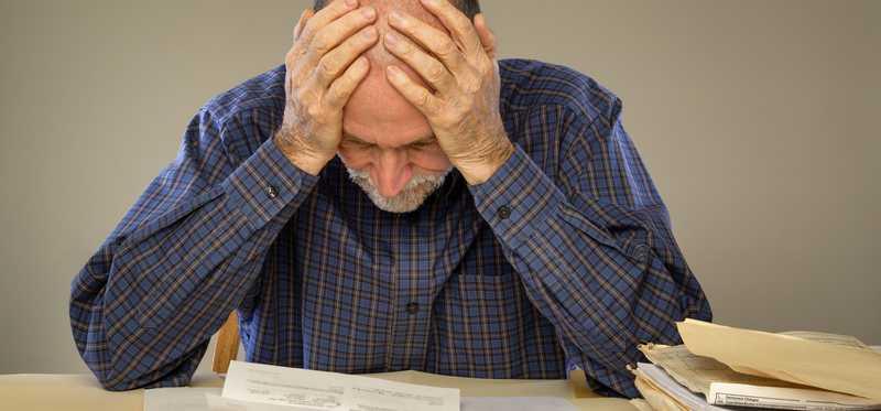 40 Sad Facts About Retirement