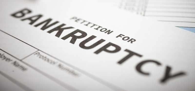 The 9 Biggest Bankruptcies Since 1980