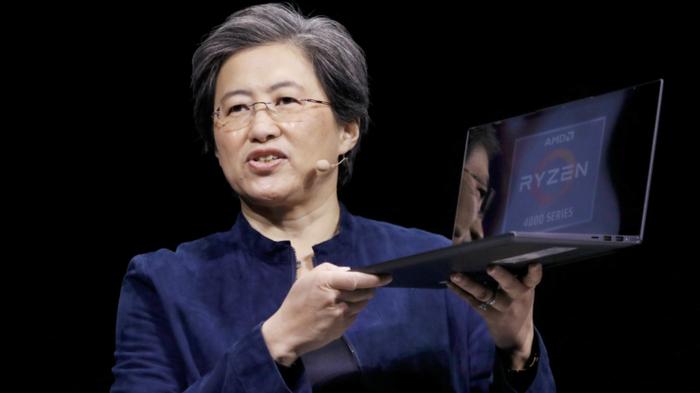 Dr. Lisa Su, AMD