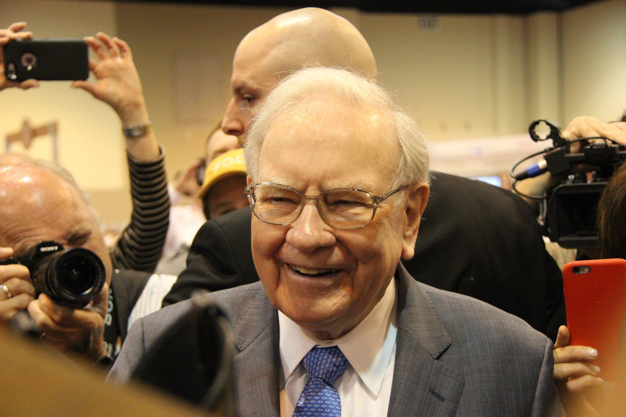 fool.com - Warren Buffett's Advice for a Stock Market Crash