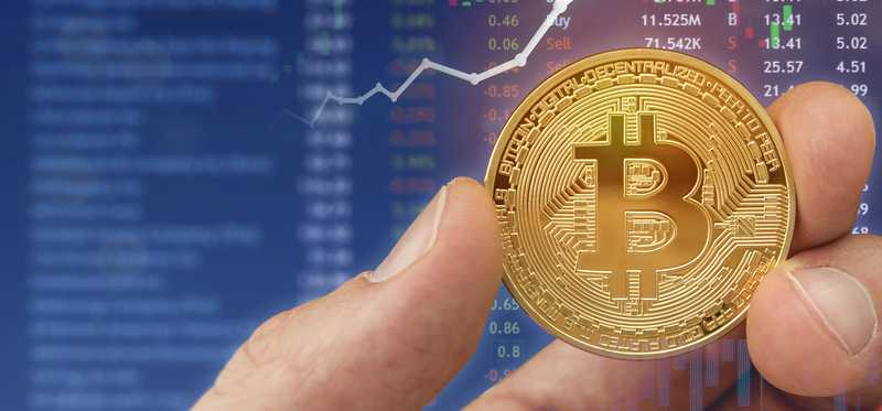 is bitcoin backed by money