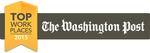 Top Work Places 2015 Washington Post badge