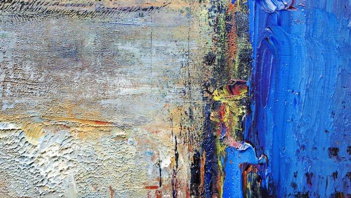 Oil fine art painting