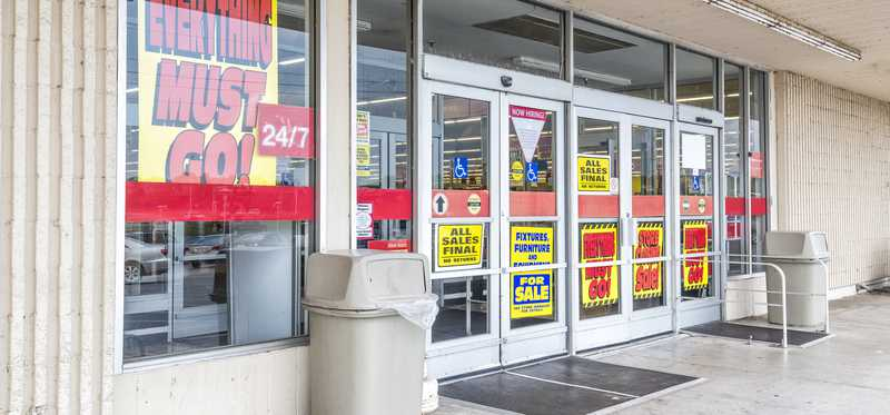 c6f137135d19c These 15 Retailers Are Closing Stores in 2019