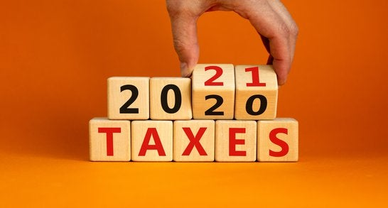 2021 taxes