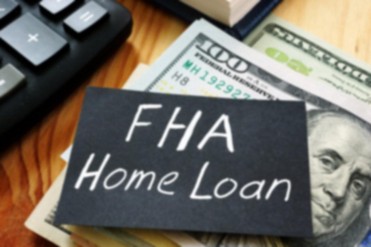 FHA Loan money