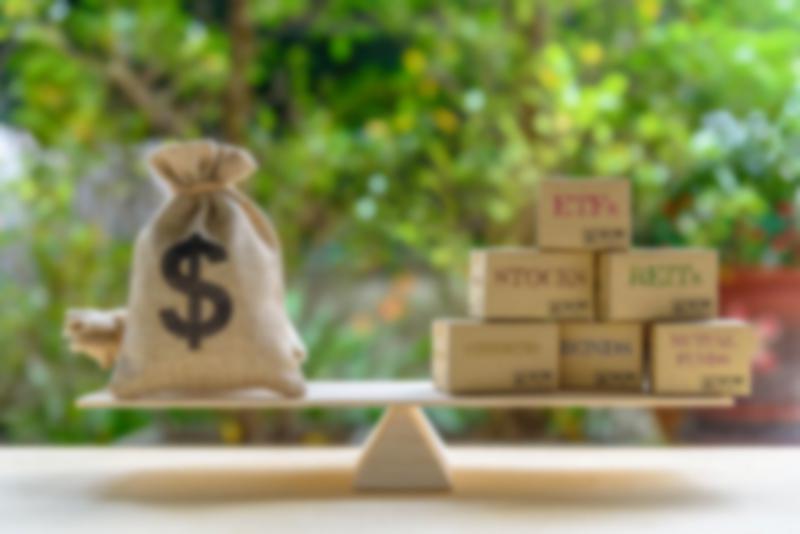 stocks, reits and etfs
