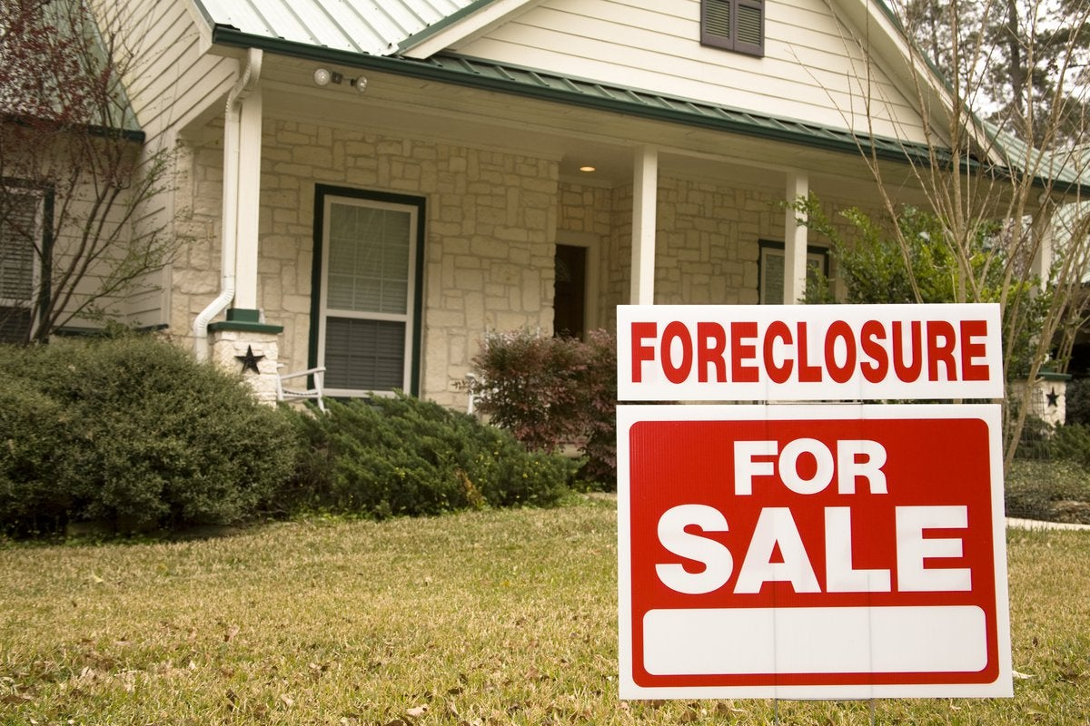 Buying A House After A Foreclosure Crisis