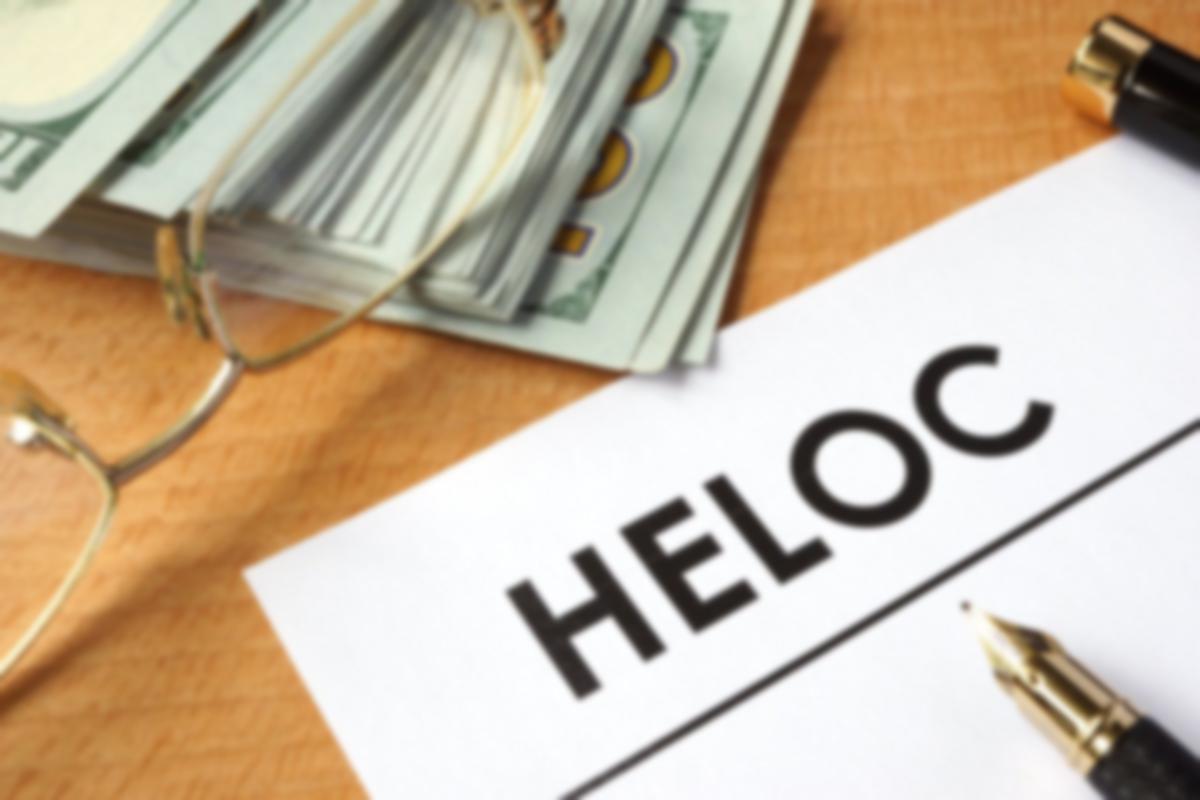 HELOC loan