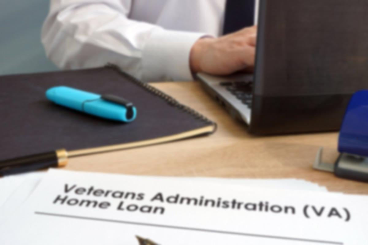 Veterans loan