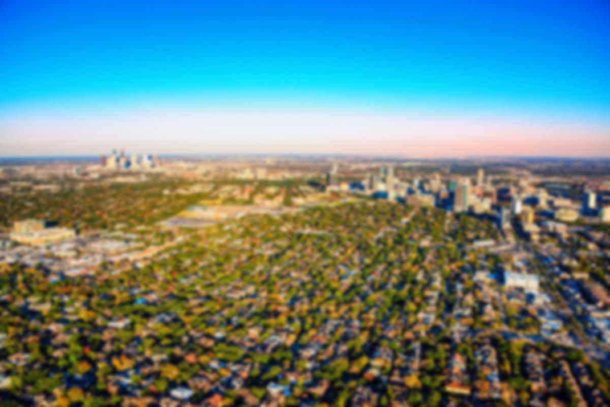 aerial texas