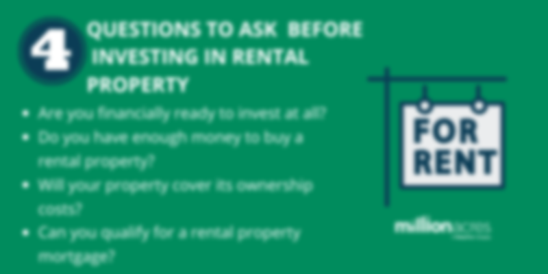 rental property questions