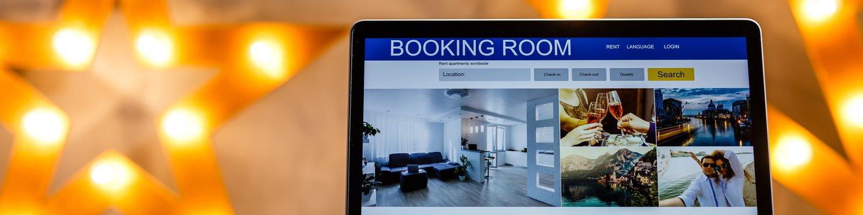 booking vacation rental