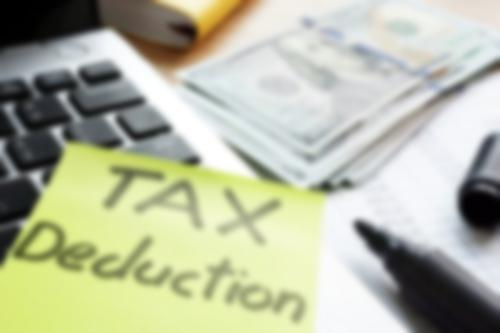 Material For Calculating Tax Deduction