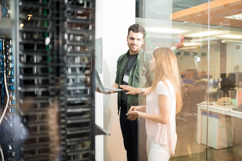 data center people
