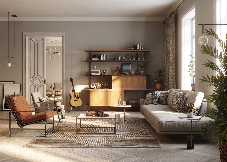flat apartment
